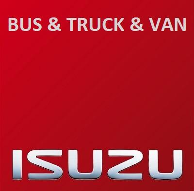 Logo ISUZU OK