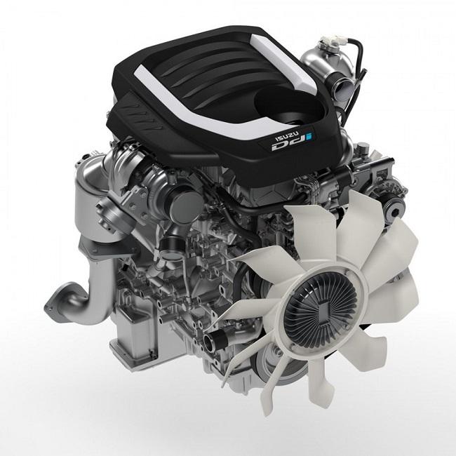 Zcela nově vyvinutý motor  ISUZU 1.9 DDi pro lehká užitková vozidla (foto: ISUZU)